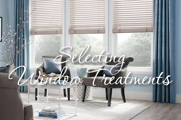Selecting Window Treatments Cape Girardeau Mo