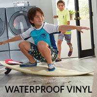 Waterproof luxury vinyl on sale this month at Ultimate Flooring in Cape, Sikeston, and Dexter!